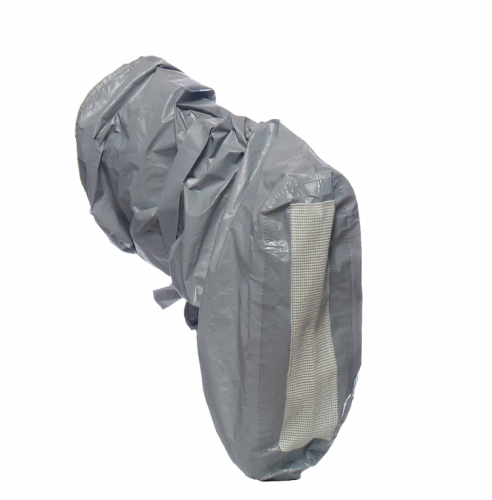 Tychem 6000 F Plus with dissipative socks