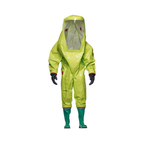 TYCHEM 10000 TK Gas-Tight Suit | The Helman Group