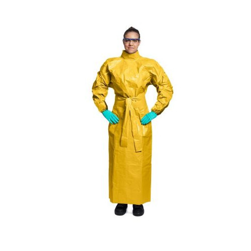 Tychem 2000 C Gown new model