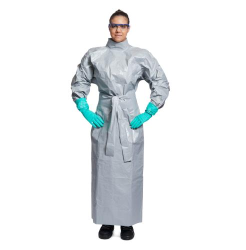 Tychem 6000 F Gown new model