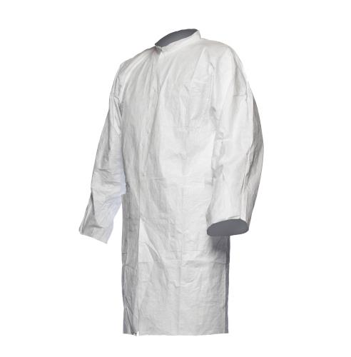 Tyvek 500 Labcoat with press studs