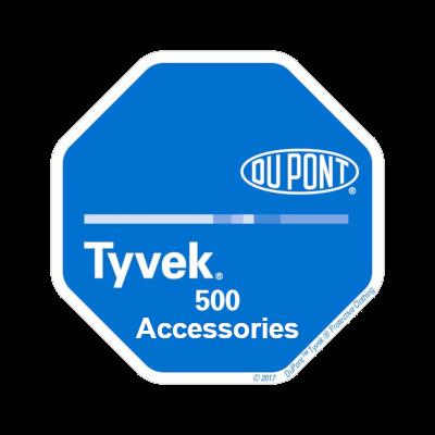 TYVEK 500 Accessories